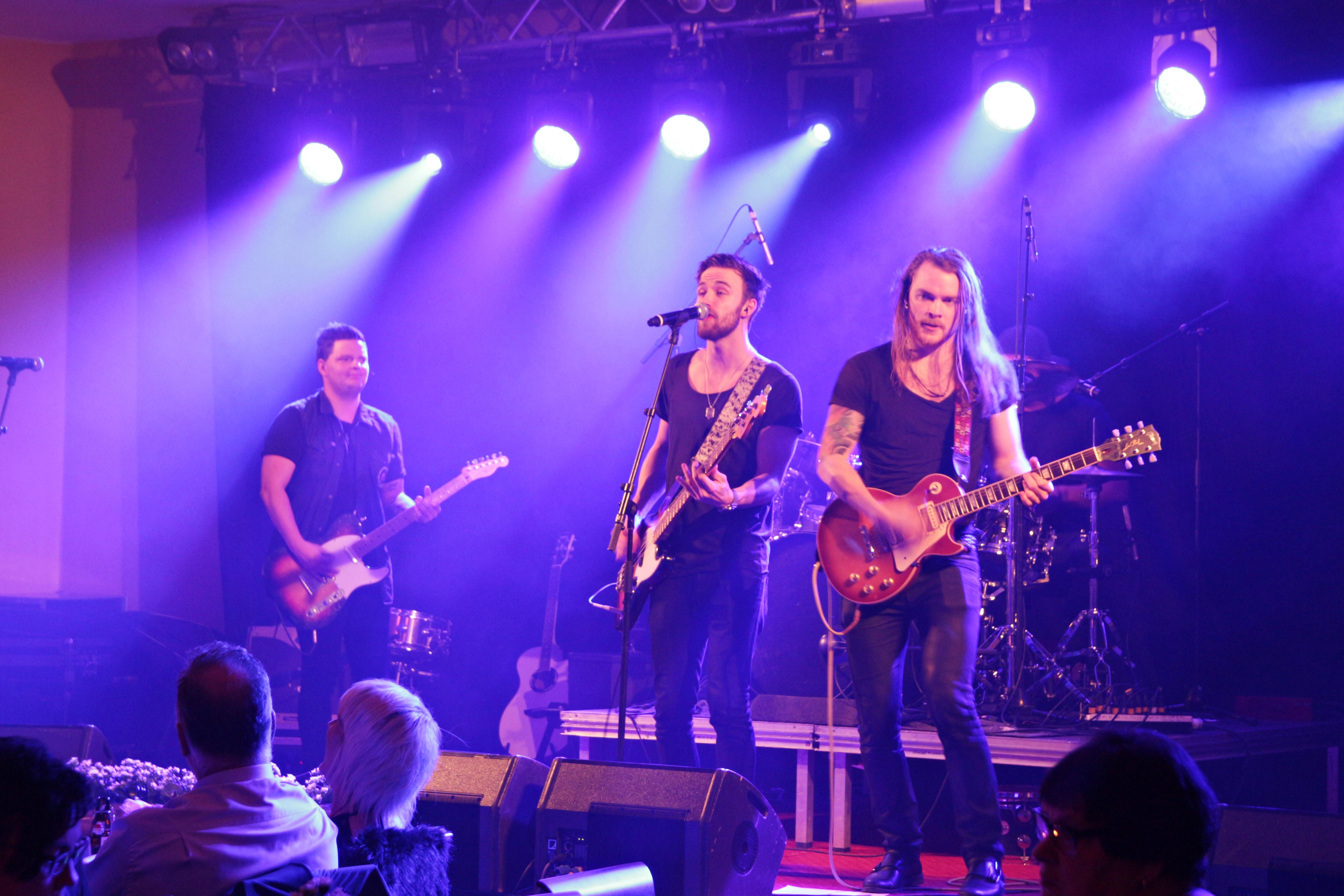 Kvällsfest 2015
